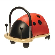 Wheely Bug Ladybug Push/Scoot Ride-On