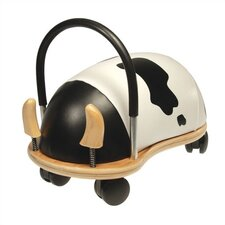 Wheely Bug Cow Push/Scoot Ride-On