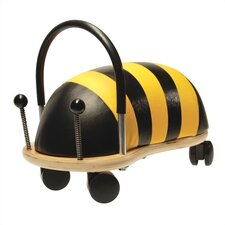 Wheely Bug Bee Push/Scoot Ride-On