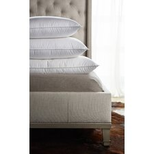 Classic Down Filled Firm Sleeping Pillow 230 Thread Count
