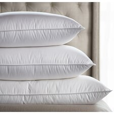 Tri-Compartmented Firm Sleeping Pillow