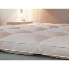 Fiberbed Filled with Down Alternative