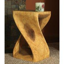 Twist End Table