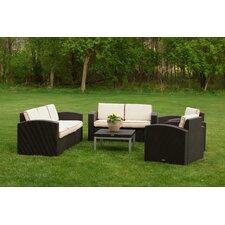 Cielo 5 Piece Deep Seating Group with Cushion