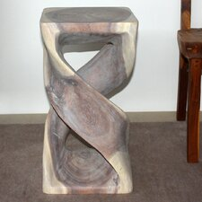 Double Twist End Table