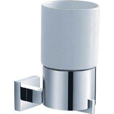 Aura Wall-mounted Ceramic Tumbler Holder