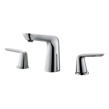 Seda Double Handle Widespread Bathroom Faucet