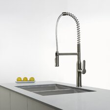 Nola™ Single Lever Commercial Style Kitchen Faucet