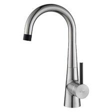 Crespo Flex Commercial Style Kitchen & Bar/Prep Faucet with Soap Dispenser