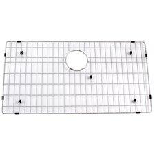"Stainless Steel 30"" x 16"" Bottom Grid"
