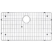 "Stainless Steel 30"" x 17"" Bottom Grid"