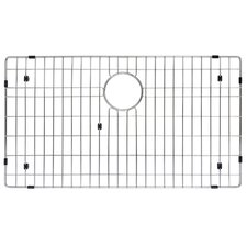 "Stainless Steel 27.5"" x 15.65"" Bottom Grid"
