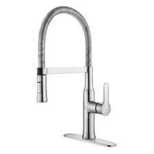 Nola™ Single Lever Flex Commercial Style Kitchen Faucet