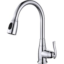 One Handle Single Hole Kitchen Faucet
