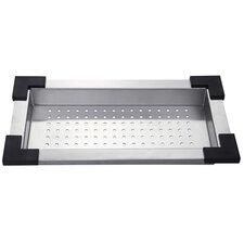 Stainless Steel Colander for Kitchen Sink