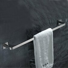 "Aura 23.6"" Wall Mounted Towel Bar"