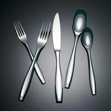 Thesis 45 Piece Flatware Set