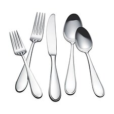 Lysa 20 Piece Flatware Set