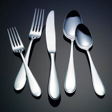 Austen Stainless Steel 5 Piece Place Setting