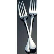 Cara Stainless Steel Salad Fork (Set of 4)