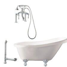 Hawthorne Soaking Bathtub