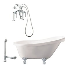 Newton Soaking Bathtub