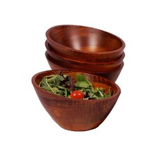 Salad With Style Individual Salad Bowls Set