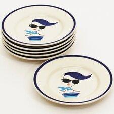 "Meet the Ladies 5.5"" Canape Dish (Set of 6)"