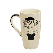 Meet the Ladies 14 oz. Latte Mug (Set of 4)