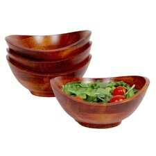 Boracay Individual Salad Bowl (Set of 4)