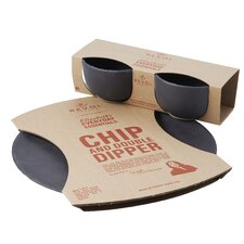 Elizabeth's Everyday Chip and Double Dipper Tray
