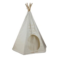 Powwow Lodge Round Door 60' Play Teepee
