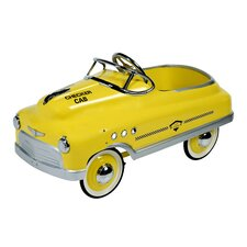 Taxi Comet Sedan Pedal Car
