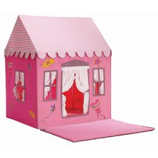 Fengi Princess Floor Quilt and Playhouse