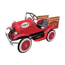 Vintage Pedal Truck