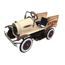 Woody Pedal Truck