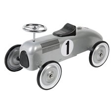 The Racer in Silver