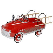 Fire Fighter Comet Sedan Car