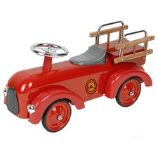 Classic Fire Engine Racer