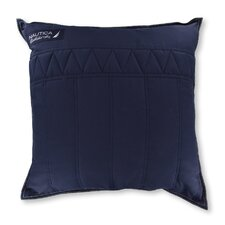 "Mainsail 18"" Decorative Throw Pillow"
