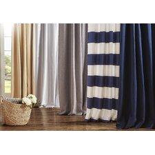 Nautica Cabana Stripe Drape Curtain Panel (Set of 2)