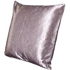 Crystal Haze Throw Pillow