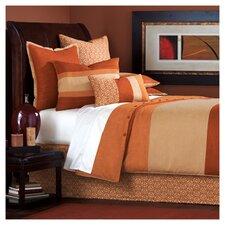 Mondrian Canyon Hand-Tacked Comforter