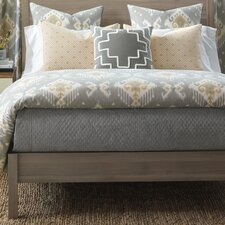 Downey Bowen Slate Coverlet