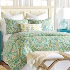 Barrymore Button-Tufted Comforter
