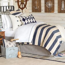 Ryder Abbot Button-Tufted Comforter