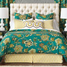 McQueen Hand-Tacked Bedding Collection