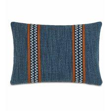 Indira Gilmer Indigo Lumbar Pillow