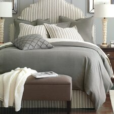 Breeze Pure Linen Button-Tufted Comforter Collection
