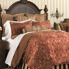 Toulon Hand-Tacked Comforter